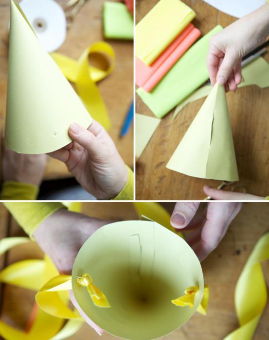 Шляпа Шляпы своими руками из бумаги цилиндр