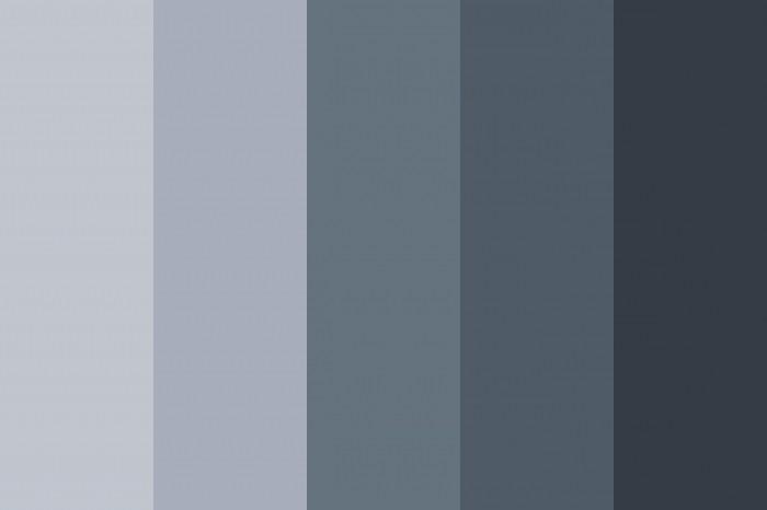 Серый цвет автомобиля это какой