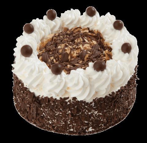 торт из вафельных коржей. рецепт
