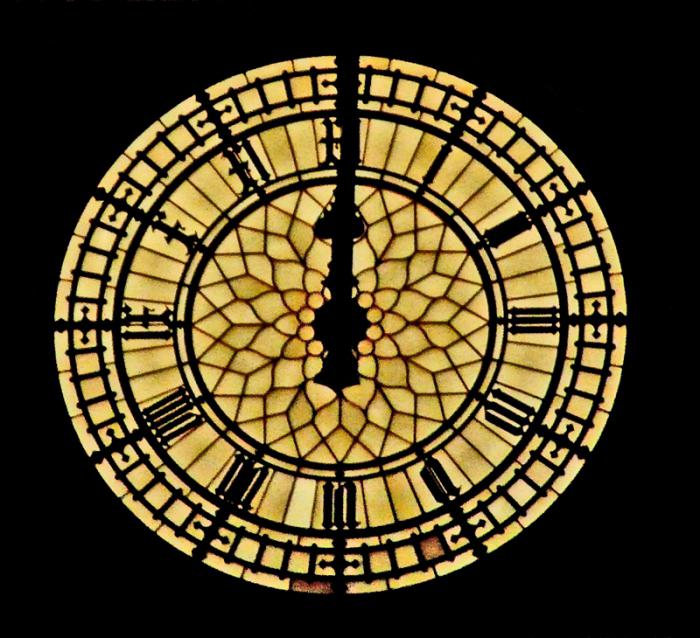 the time on the clock 12 12