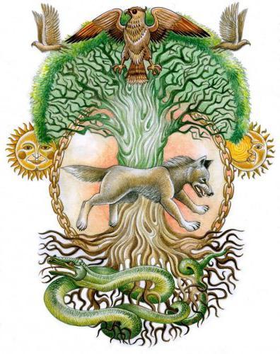 Slavic mythology