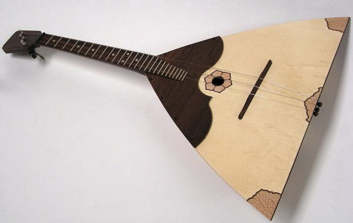 russian string musical instruments
