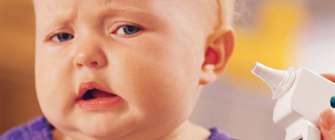 насморк у грудничка 1 месяц лечение