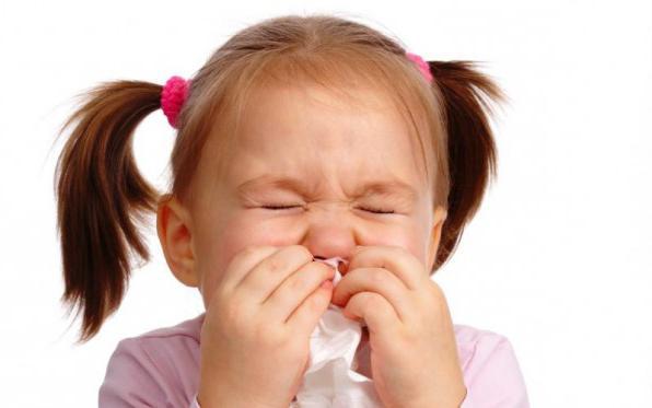 У ребенка 3 года насморк и кашель как лечить
