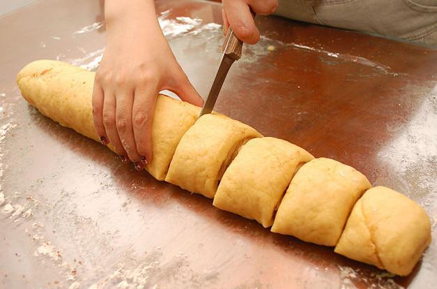 рецепт булочки синабон с фото пошагово