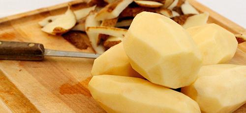 сонник картошка сырая