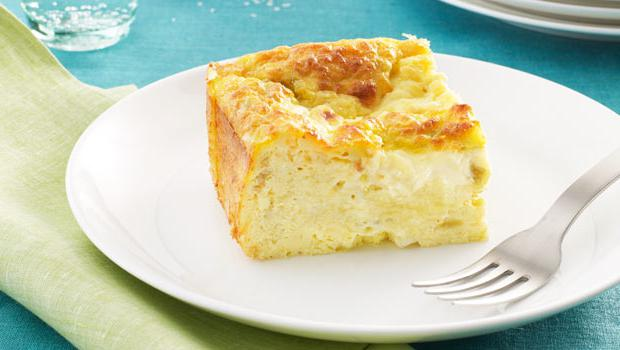 recipe for cottage cheese casserole in the garden