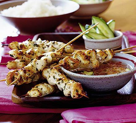 marinade for shish kebab with vinegar