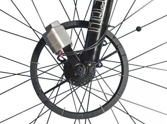 велосипедная динамо машина
