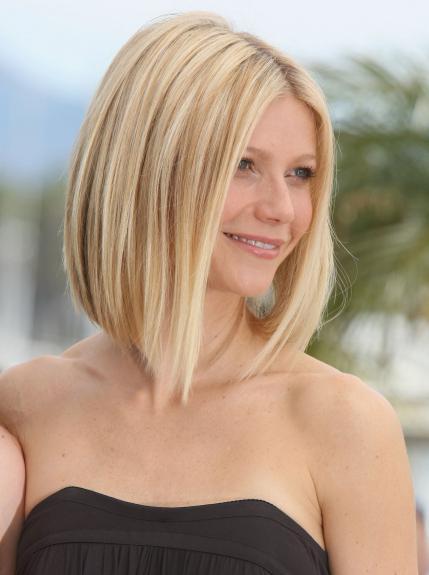 стрижки средней длины фото на тонкие волосы