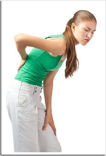 боль в спине ниже поясницы причины