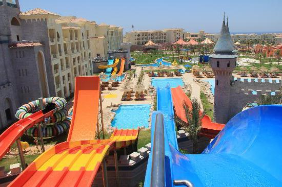 отель fun city makadi bay 5