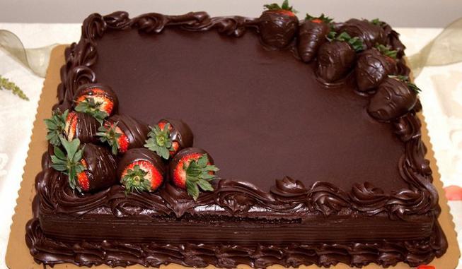 Шоколадный торт видео в домашних условиях