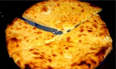 Лепешки на сковороде (с картофелем, сыром и зеленью) , пошаговый рецепт с фото