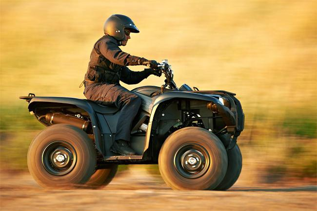 Yamaha Grizzly 700 отзывы