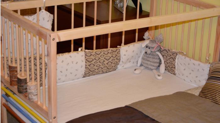 Детская кровать своими руками 526