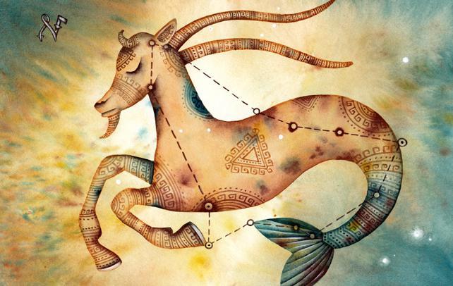 Capricorn fits Aquarius