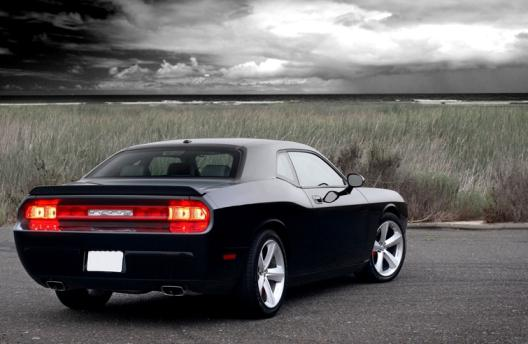 dodge challendger srt8 фото