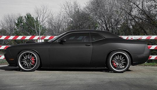 dodge challendger srt8 характеристики