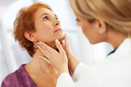 увеличенные лимфоузлы за грудиной