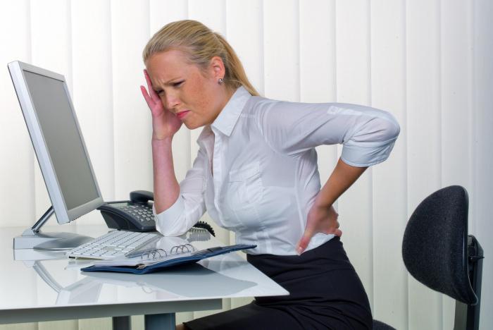 Инфаркт миокарда боли в спине