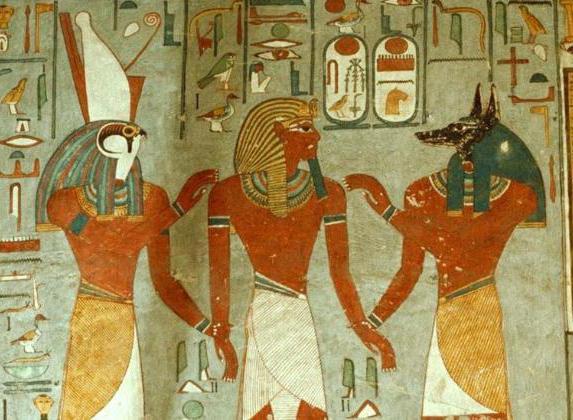 Египетские боги: Гор 871647