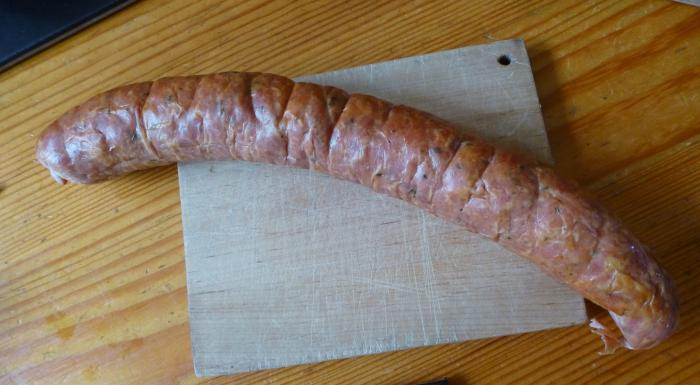 Как сделать вареную колбасу в домашних условиях