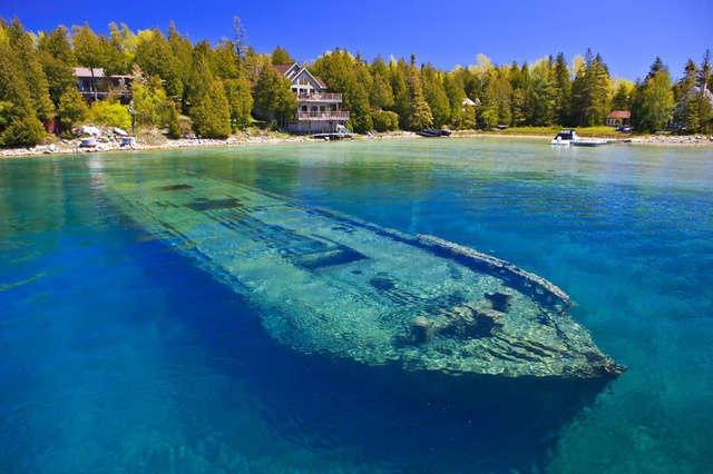 Великие озера Северной Америки