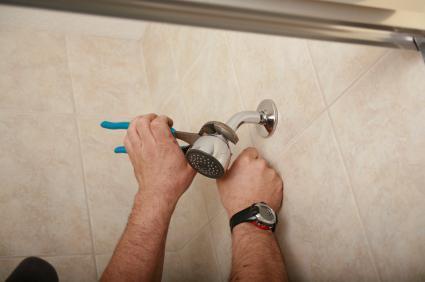 Ремонт ванной комнаты душевая кабина