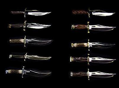 Ножи для разделки туши своими руками 178