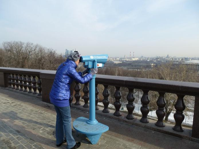 Sparrow Hills Observation Deck