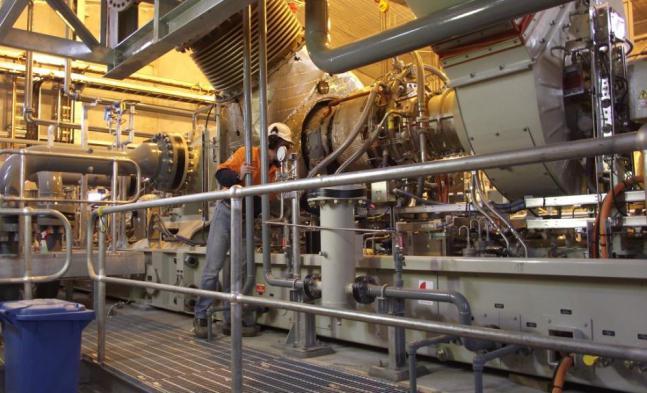 gas turbine cooling