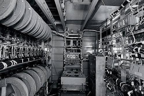 gas turbine characteristics