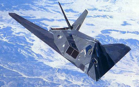 американский самолет стелс