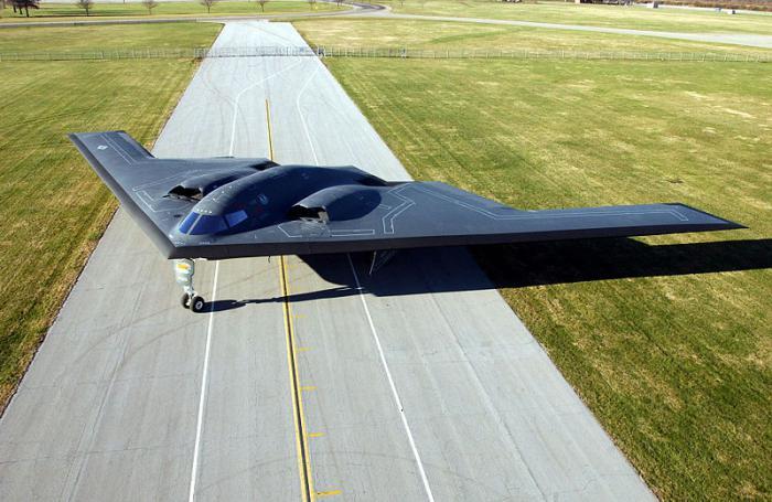 самолеты технологии стелс