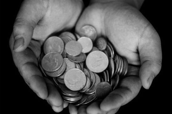 как интересно подарить деньги
