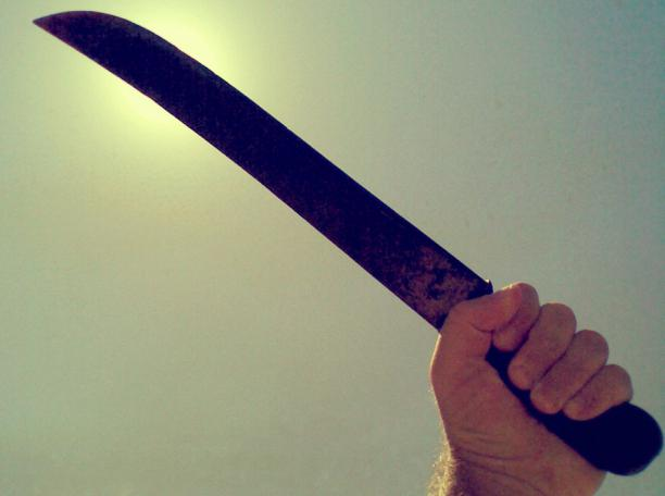 Фото как сделать нож своими руками