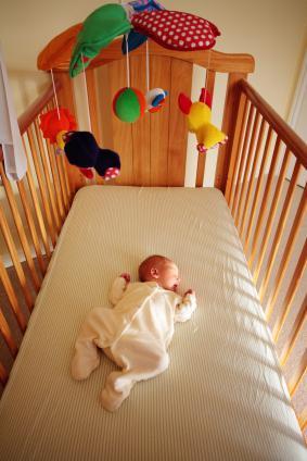 размер детского матраса в кроватку