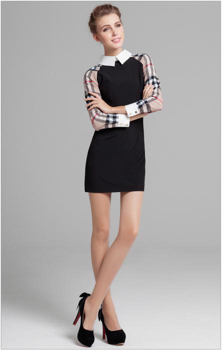 Модели школьной формы для девочек платья