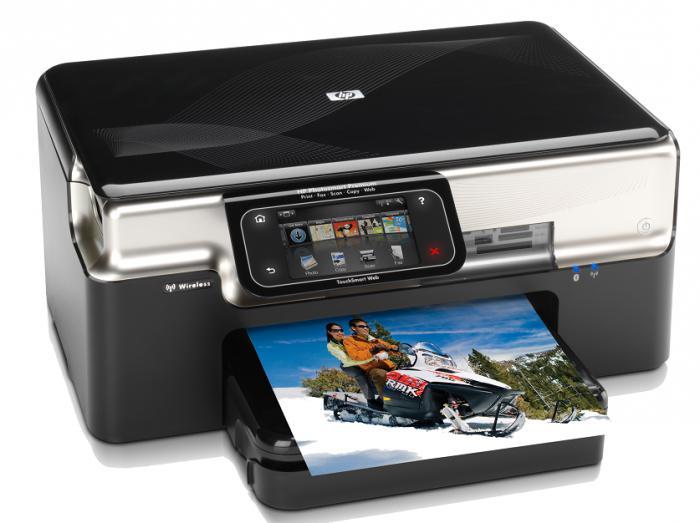 основные виды принтеров