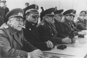 dissolution of the Warsaw Pact
