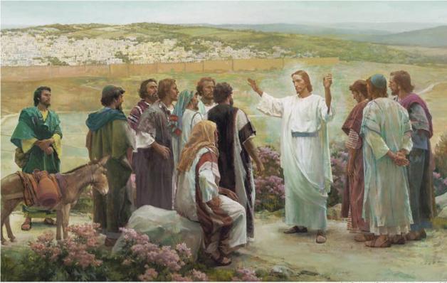 parables of Jesus Christ