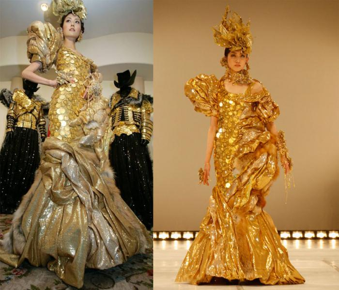 The most beautiful and expensive dresses in the world