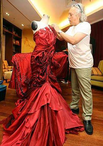 The most beautiful dress in the world photo