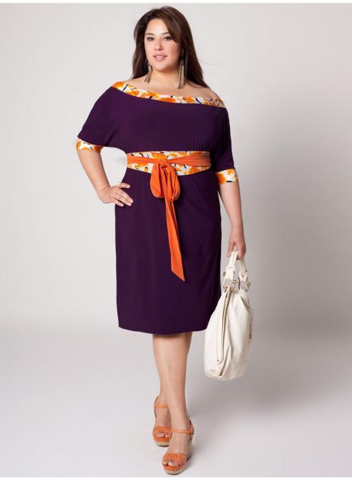 Фасон платья для полных женщин с животом фото выкройка