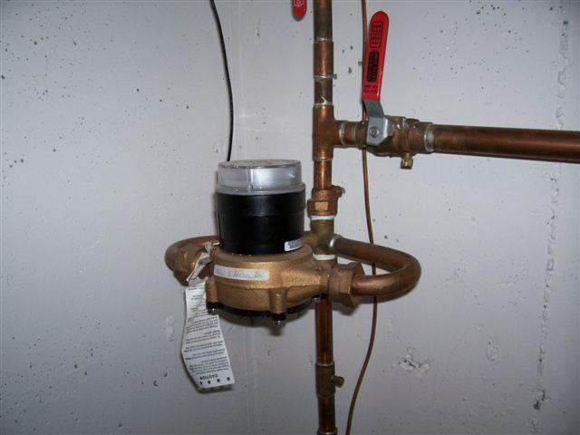 инструкция по замене счетчиков воды - фото 4