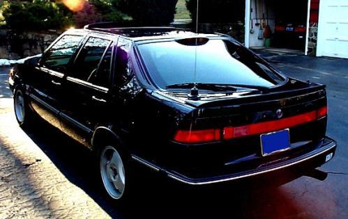 Saab 9000 photos