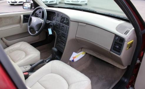 Saab 9000 repair
