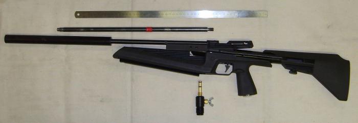 air gun rifle 38