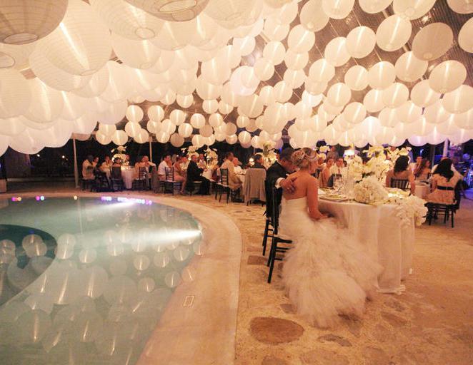 Свадебный зал как оформить